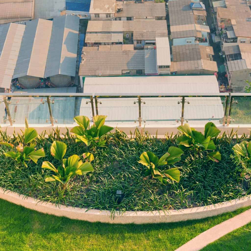 Do Green Roofs Really Work Eco Commercial Roofing