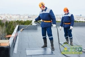 Flat Roof Installation, Flat Roof