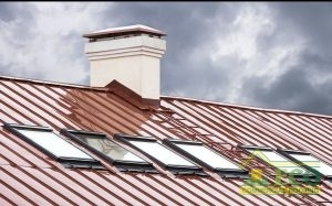 Stand Seam Metal Roofing