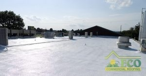 Elastomeric Roof Coatings