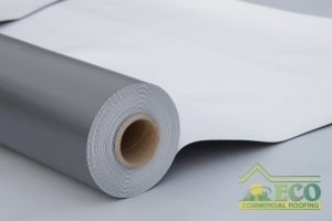 rubber roofing roll
